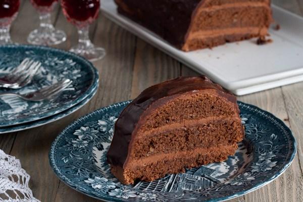Srneća leđa / Chocolate loaf