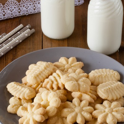 Špric-keks / Spritz-cookies