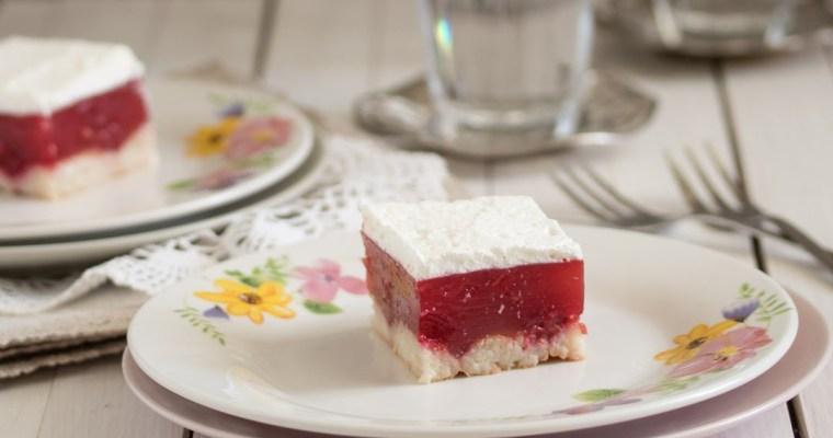 Jednostavni kolač sa voćem / Simple fruit cake