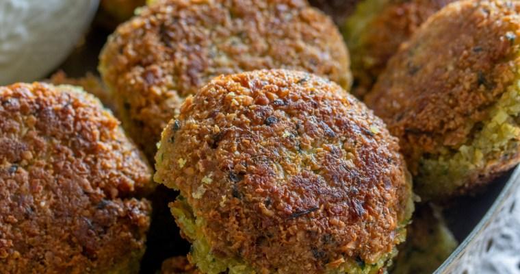 Falafel – posne ćufte od leblebije