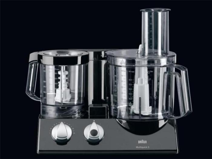 Кухонный процессор Braun Multiquick-5 K700
