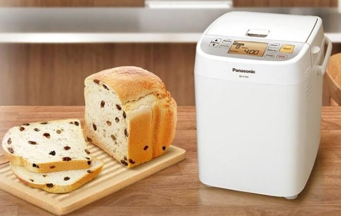 Хлебопечь марки Panasonic
