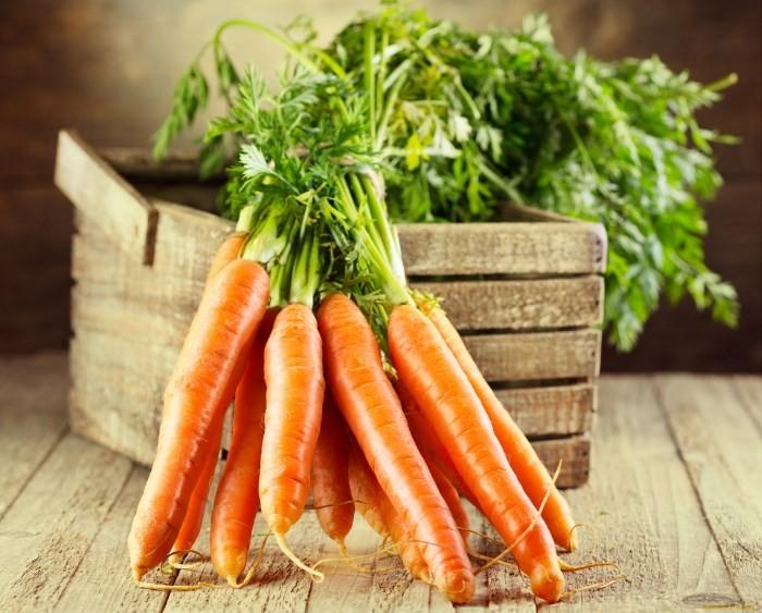 Ящик для моркови