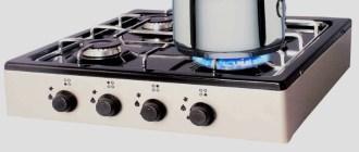 Дачные варианты газовых плит: подходящие виды оборудования