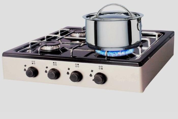 Газовая плита для дачи