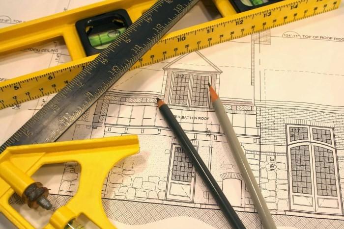 Планирование ремонта и расчет кухни