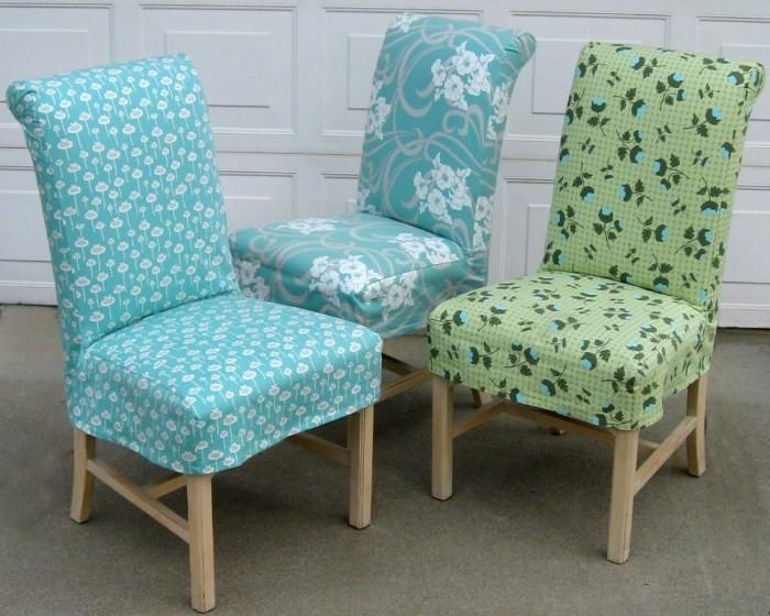 Чехлы на стульях