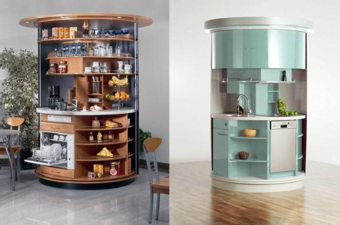 Офисные мини-кухни