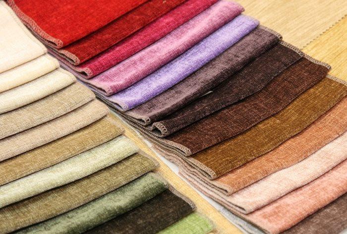 Ткань для перетяжки мебели