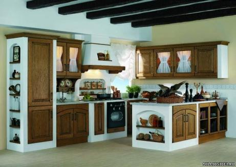 Галерея кухонь компании Атлас-Люкс, Россия