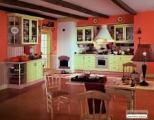 Галерея кухонь в стиле кантри, часть 3