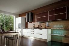Галерея кухонь компании Lube, Италия, часть 1