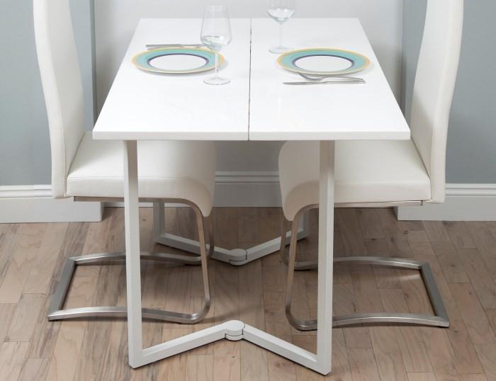 Маленький раскладной стол на кухню