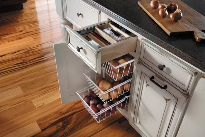 Ящики кухонного гарнитура