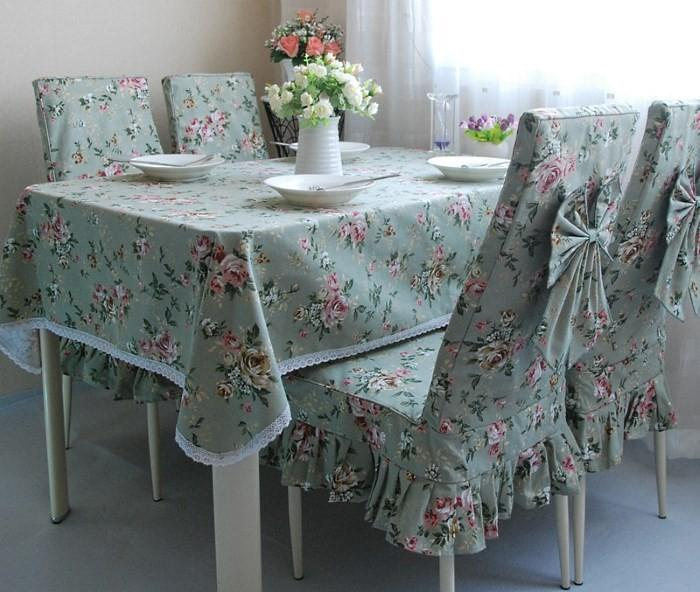 Чехлы на кухонных стульях