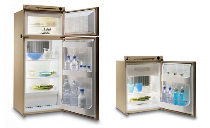Газовые холодильники Vitrifrigo объемом на 150 и 51 л
