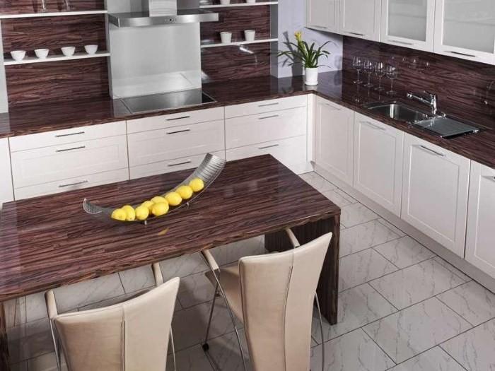 Кухонный стол из МДФ