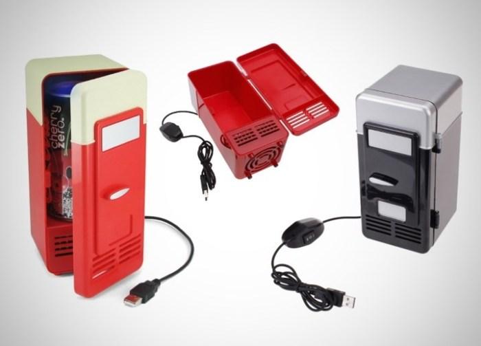 USB холодильник для напитков