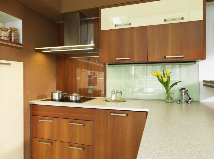 Сколько стоит изготовленная на заказ кухня - мебель из ламинированной доски