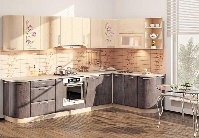 Кухонный фасад из мдф