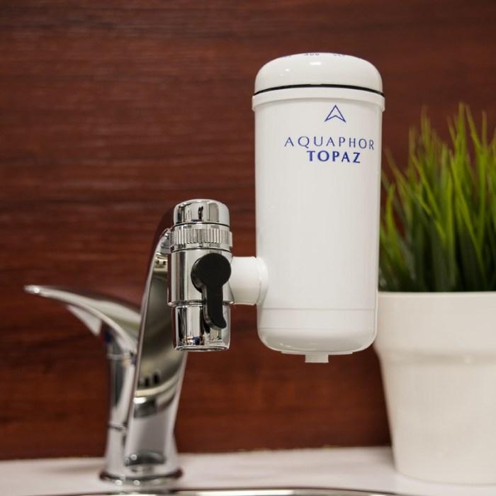 аквафор топаз