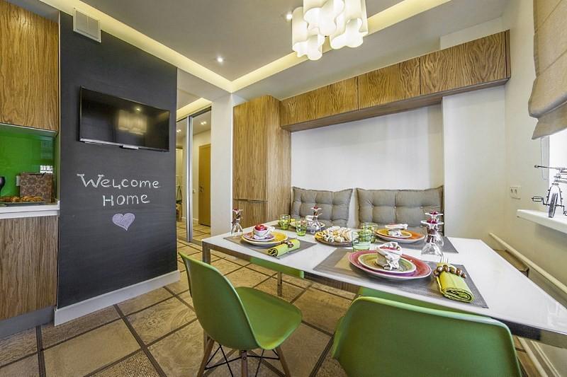 Кухня в экостиле — один из трендов современности