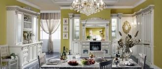 Виды классических люстр для кухни: элегантный декор в интерьере