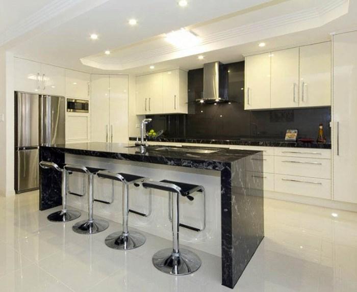 Барная стойка как отдельный предмет кухонной мебели