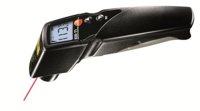 Инфракрасный термометр для пищи