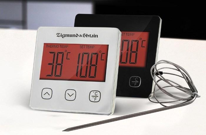 Кухонные термометры для духовки