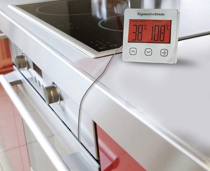 Кухонный термометр для духовки