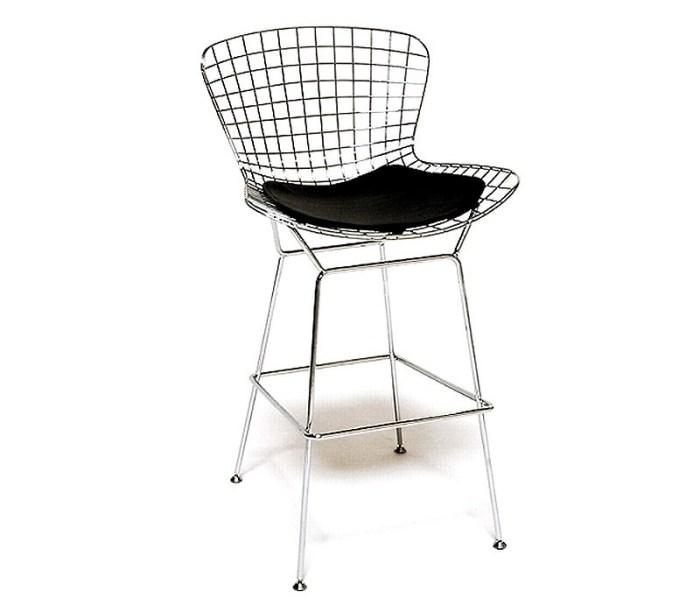 металлический барный стул