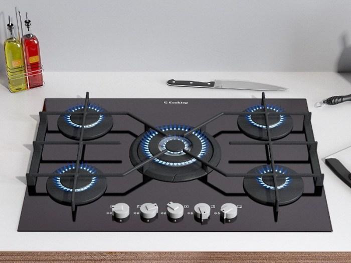 Возможности встраиваемой газовой плиты: о чем следует знать перед покупкой?