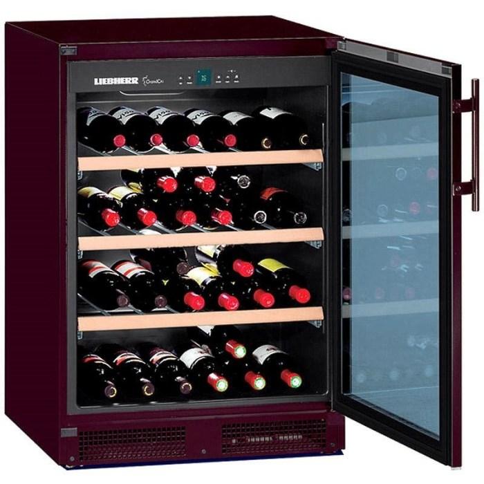 дорогой холодильник для вина