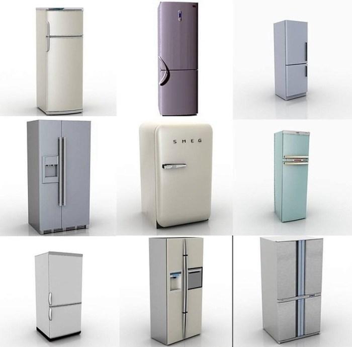 бытовые холодильники