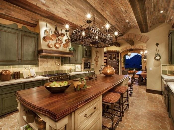 Тосканский стиль кухни