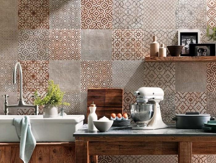 итальянская плитка из ректифицированной керамики