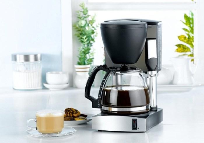 Капельная кофеварка для дома