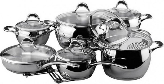 набор посуды Vinzer