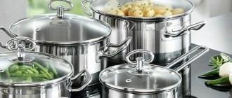 Все о нержавеющей посуде: марки стали, особенности ухода и уловки производителей