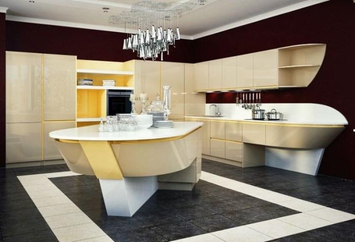 Российский производитель стильные кухни