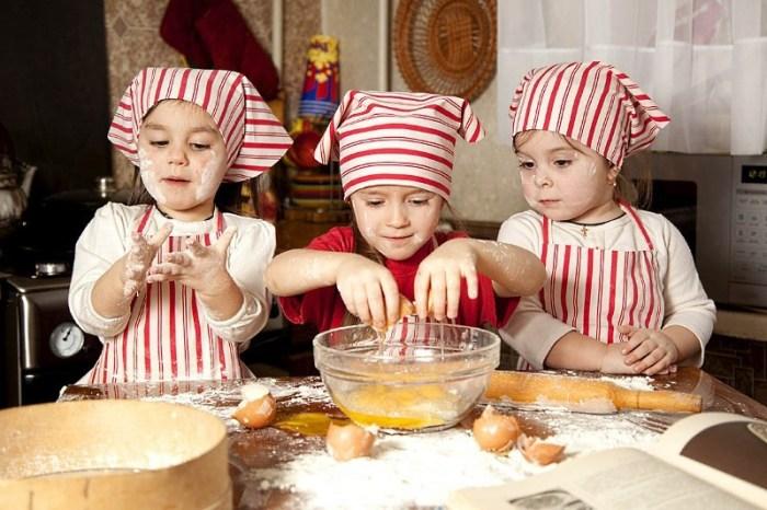 Детские фартуки своими руками