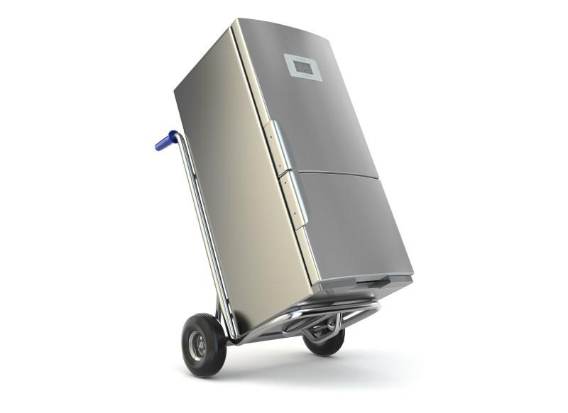 Как правильно перевозить холодильник: при переезде без упаковки, как упаковать и транспортировать, перенести