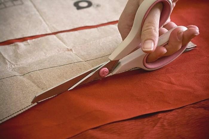 Как шить детский фартук