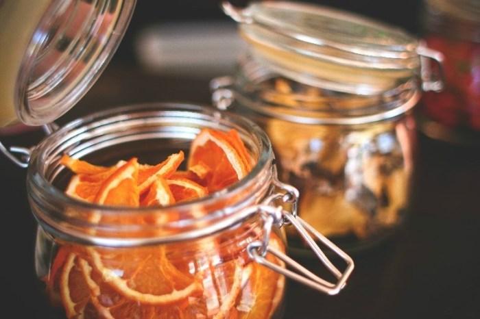 Сушеные фрукты как элемент декора 3