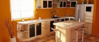 Какое выбрать напольное покрытие для кухни
