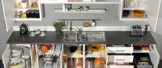 Как оптимизировать кухонное пространство 25 идей с фото