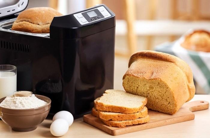 Как выбрать хлебопечь по мощности