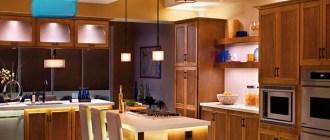 Подсветка-для-кухни
