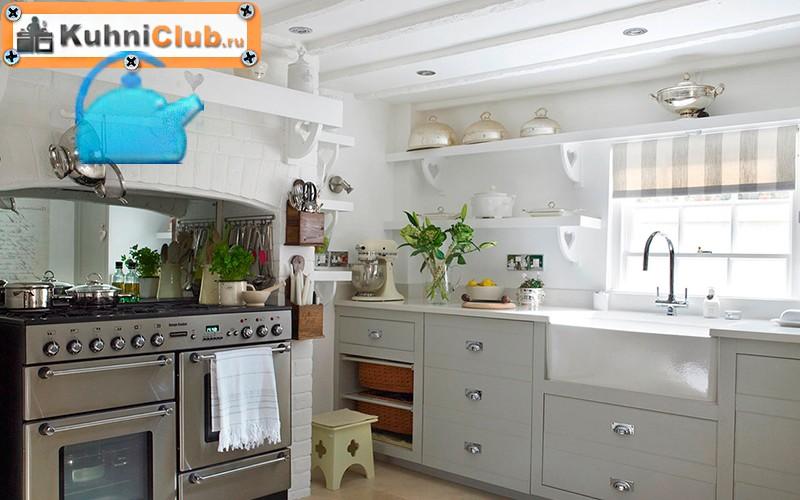 Кухня-в-стиле-шебби-шик-11